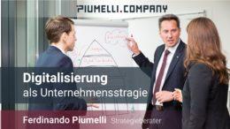 Ferdinando Piumelli - Digitalisierung als Unternehmensstrategie